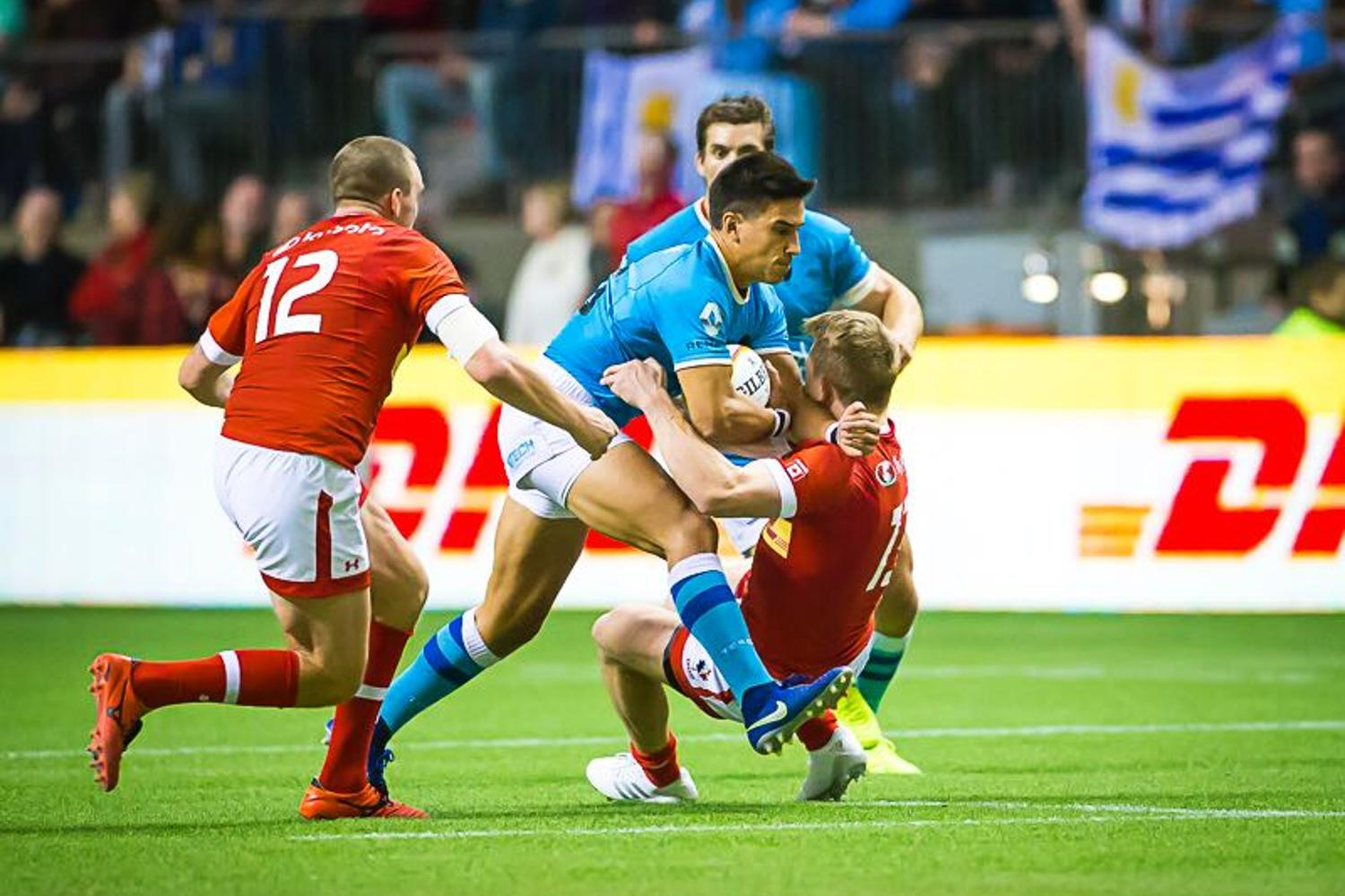Rugby World Cup 2019 Qualifying and Americas Rugby Championship 2018 - Canada v Uruguay