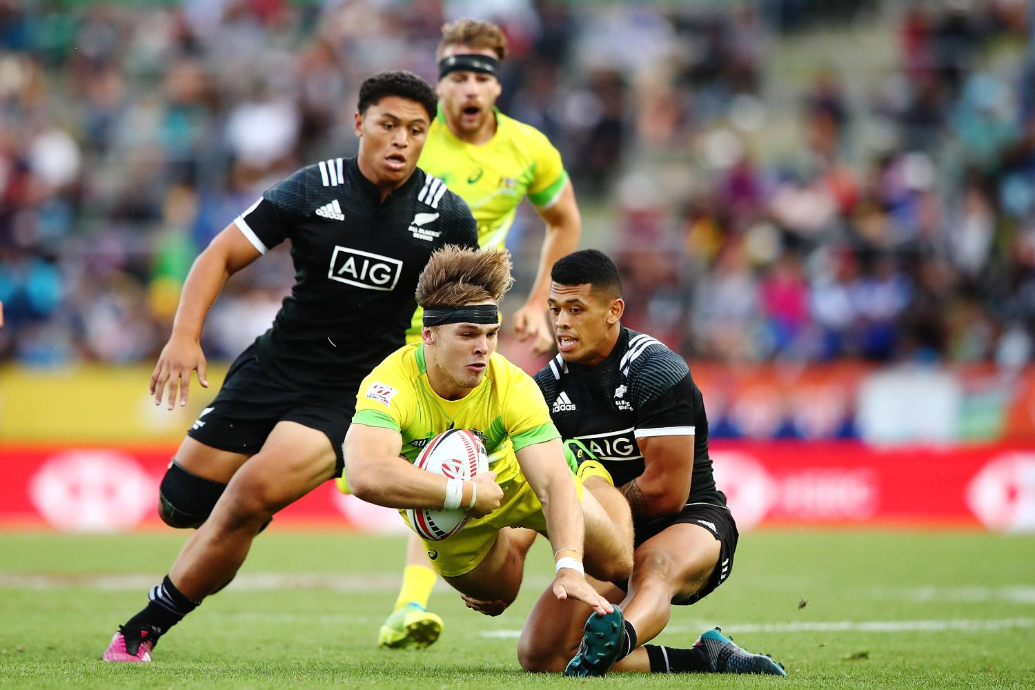 HSBC World Rugby Sevens Series - Hamilton Day 2