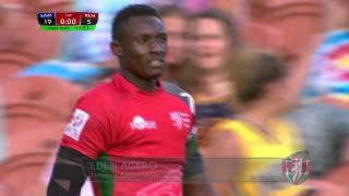 Try, Eden Agero, Samoa vs KENYA
