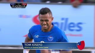 Try, Tom Iosefo, SAMOA vs Kenya