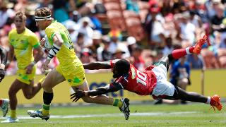 HSBC World Rugby Sevens Series 2018 - Hamilton Day 2