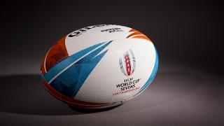 RWC Sevens 2018 match ball