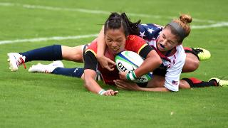 Youth Olympic Games 2014: Canada v USA