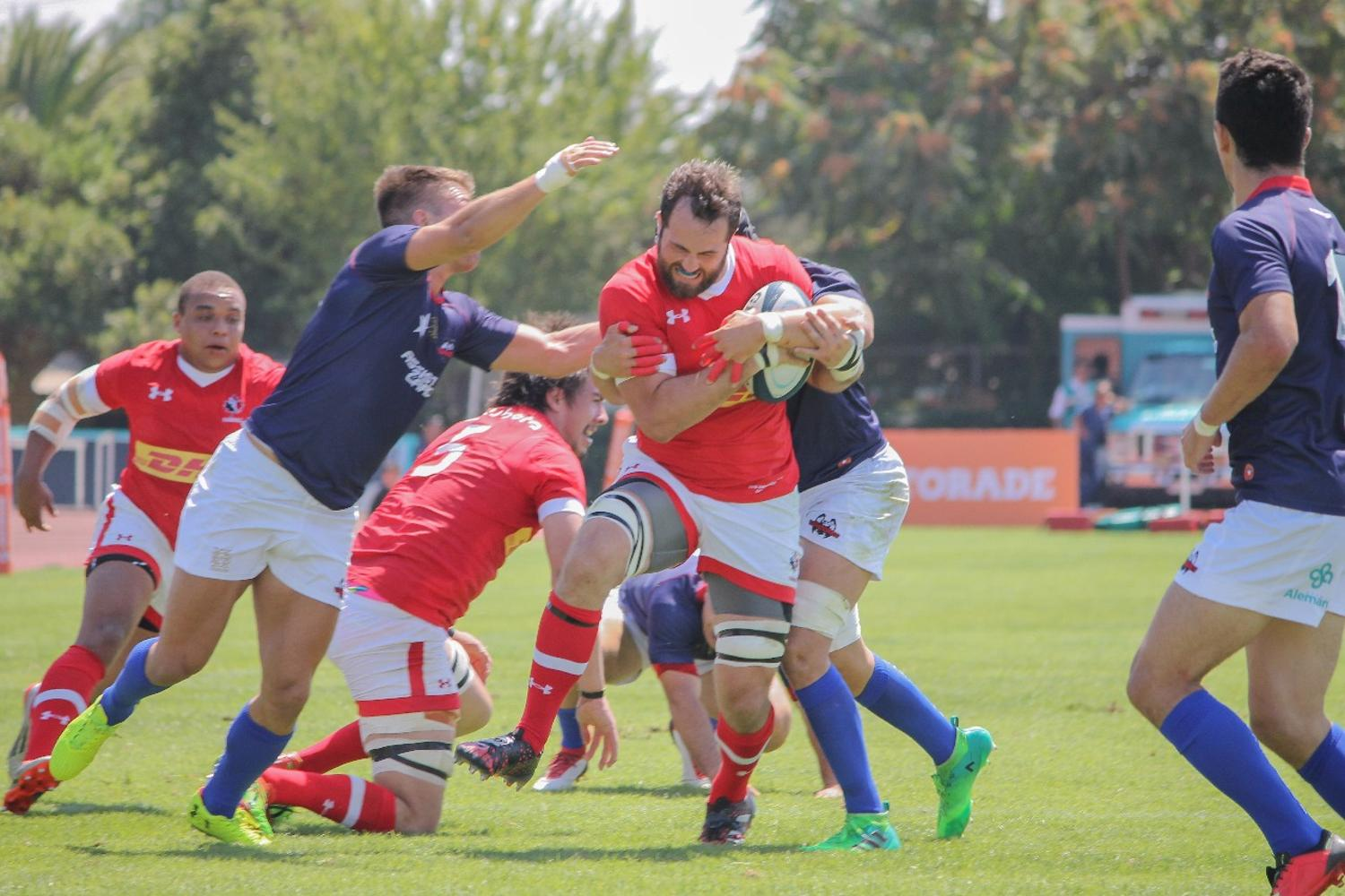 Americas Rugby Championship 2018 - Chile v Canada