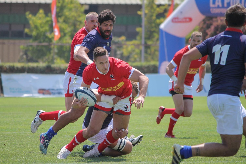 ARC 2018: Chile v Canada