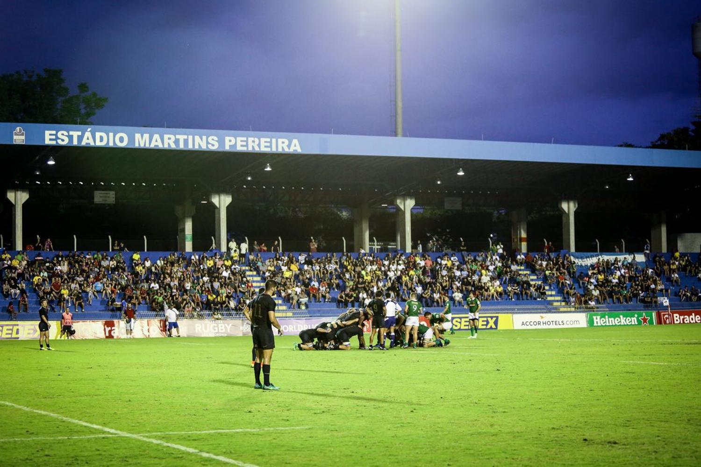 Americas Rugby Championship 2018 - Brazil v Argentina