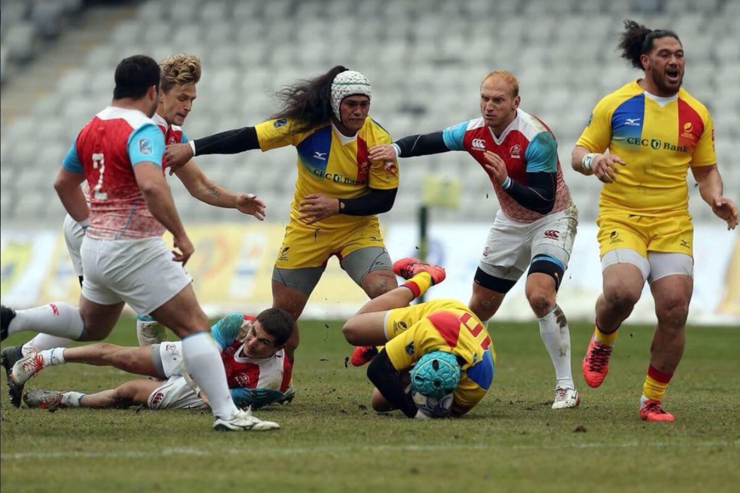 Rugby Europe Championship 2018 - Romania v Russia