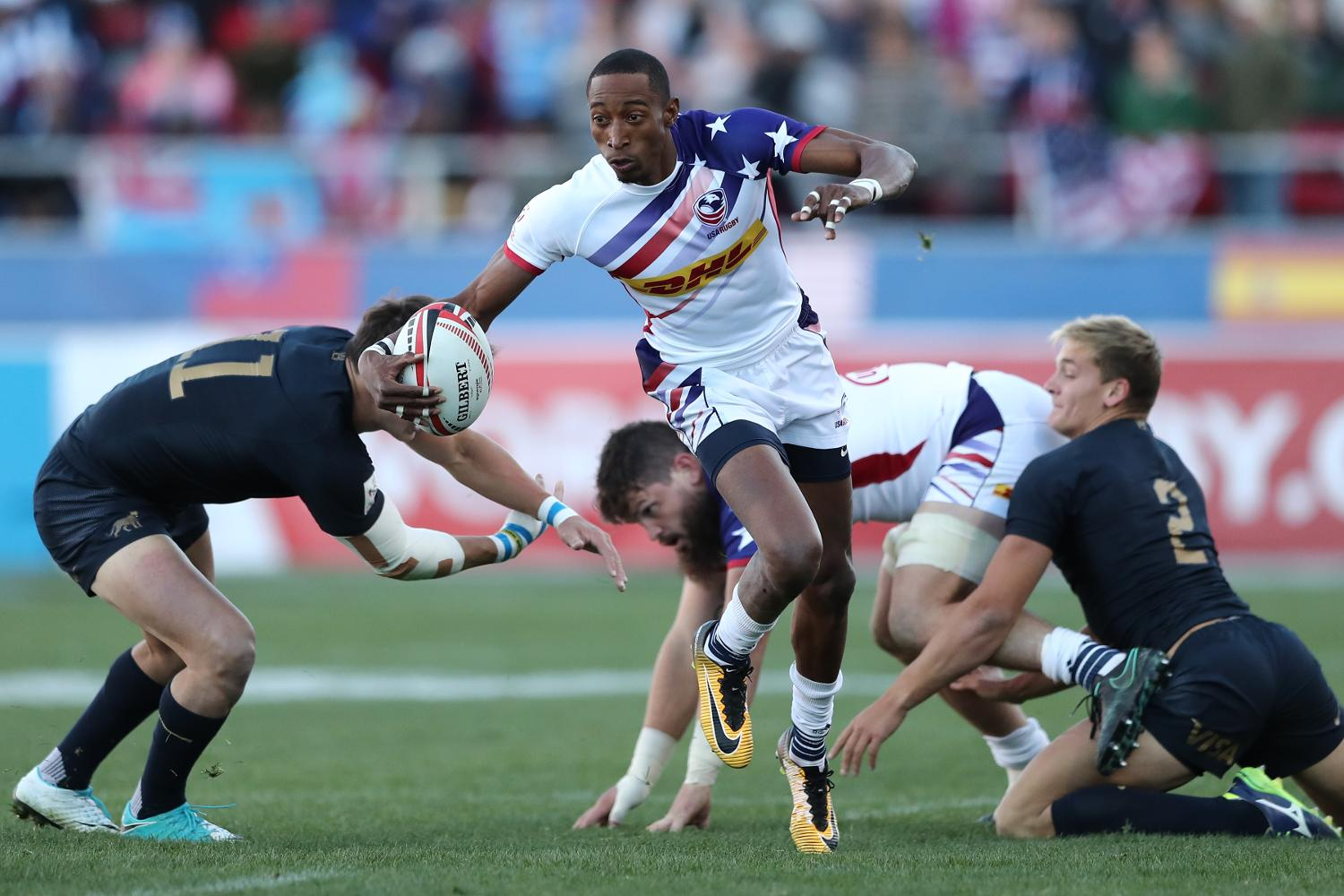 HSBC Sevens Series 2018 Las Vegas Day 3