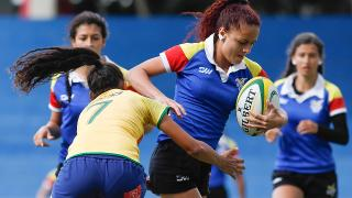 Sudamerica Rugby Youth Olympic Games qualifier: Brazil v Colombia