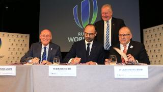 RWC 2023 organising committee inauguration