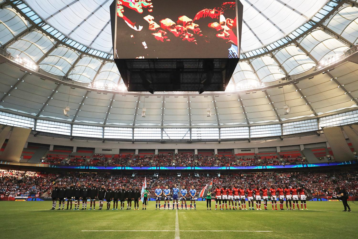 HSBC Sevens Series 2018 Vancouver Day 2