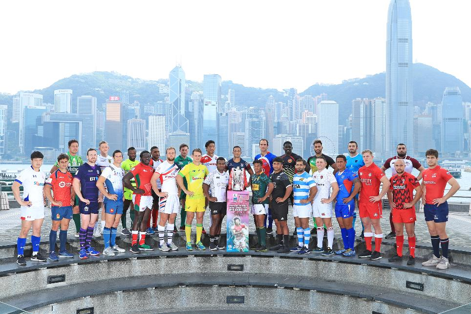 Final squads announced for Cathay Pacific/HSBC Hong Kong Sevens