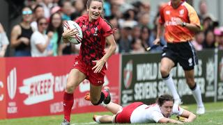 World Rugby Women's Sevens Series Qualifier 2018