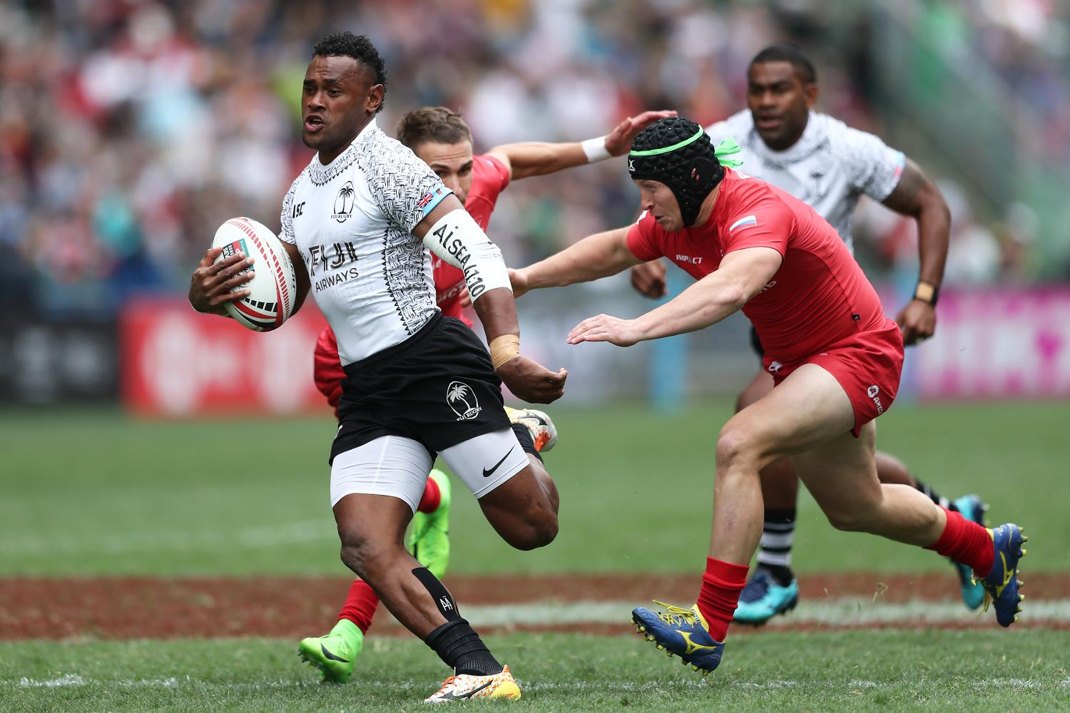 Cathay Pacific/HSBC Hong Kong Sevens 2018