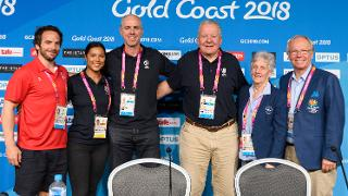 Gold Coast 2018 Commonwealth Games rugby press conference