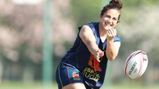 Patricia Garcia of Spain