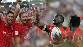 Kenya and Canada Singapore winners