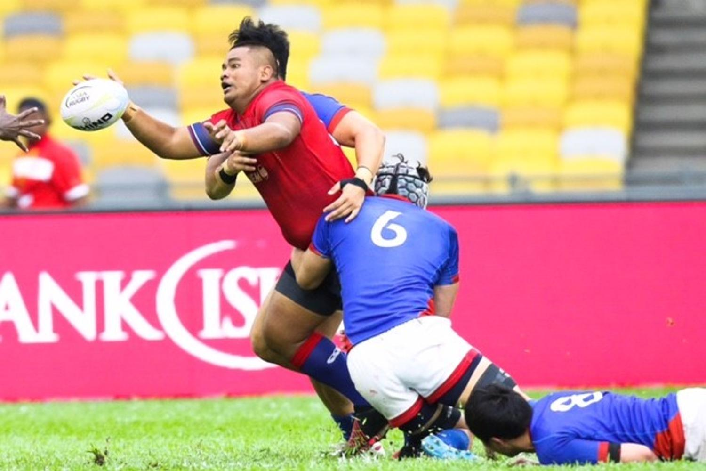 Asia Rugby Championship 2018: Malaysia v Korea