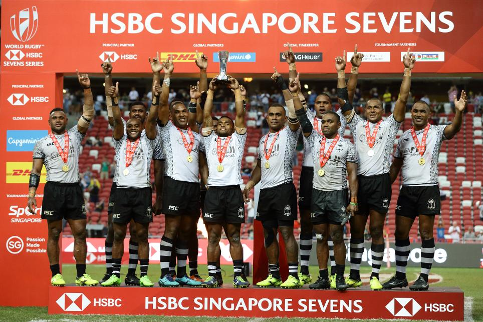 Tickets on sale for HSBC Singapore Rugby Sevens 2019