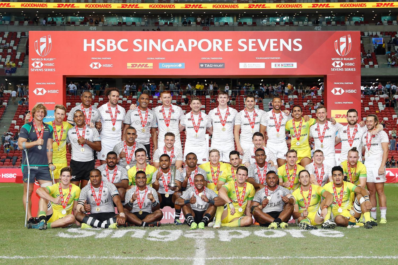 HSBC Singapore Sevens 2018