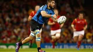 RWC 2015: Wales v Uruguay: Alejandro Nieto