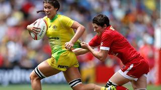 HSBC Sydney Sevens 2017 - Women's