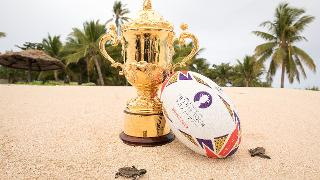 Rugby World Cup 2019 Trophy Tour - Fiji: Day One