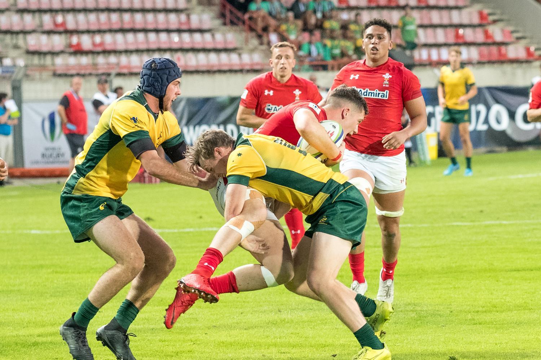 World Rugby U20 Championship 2018: Australia U20 v Wales U20