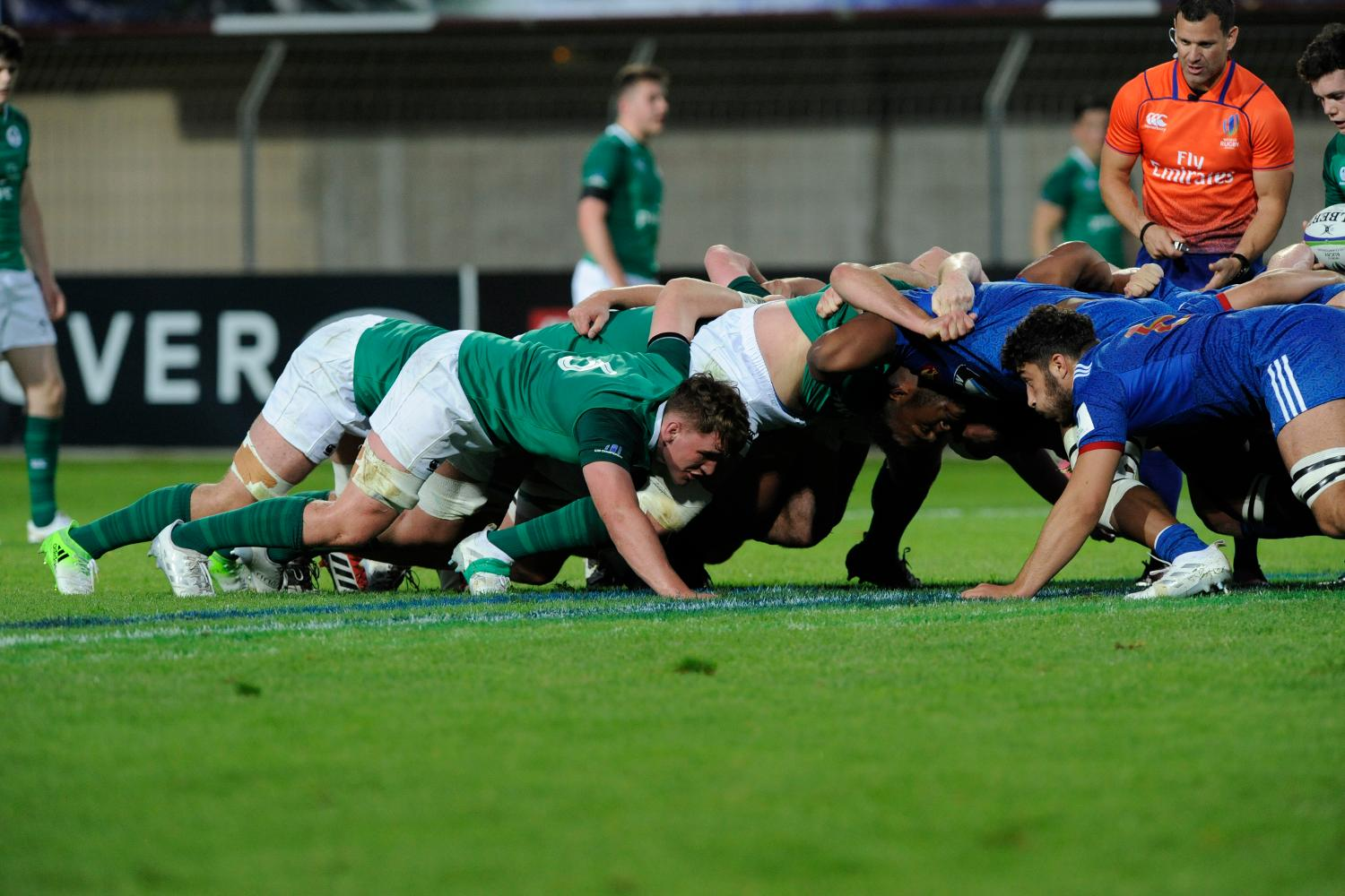 World Rugby U20 Championship 2018: France v Ireland