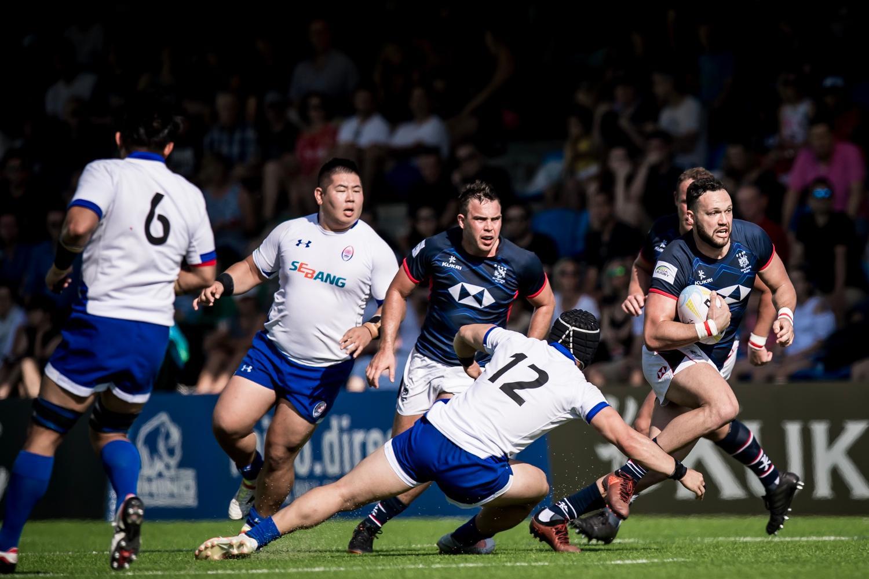 Asia Rugby Championship 2018 - Hong Kong v Korea