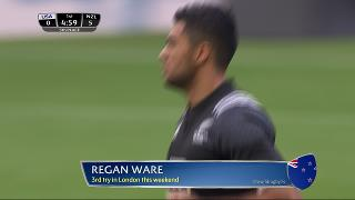 Try, Regan Ware, United States v NEW ZEALAND