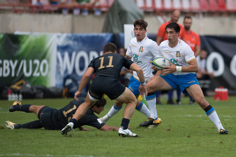 World Rugby U20 Championship 2018: Italy v Argentina
