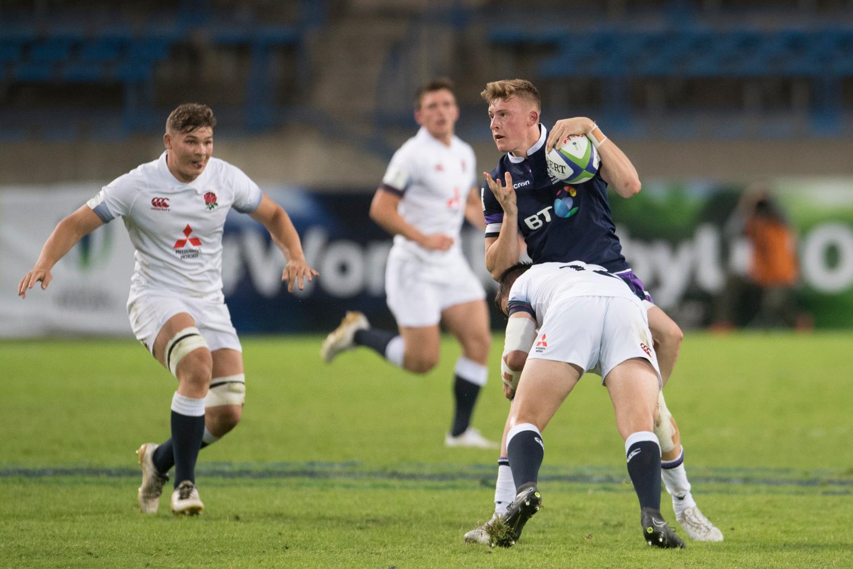 World Rugby U20 Championship 2018: England v Scotland
