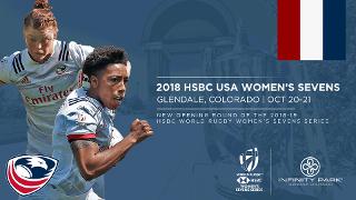 HSBC USA Women's Sevens promo image