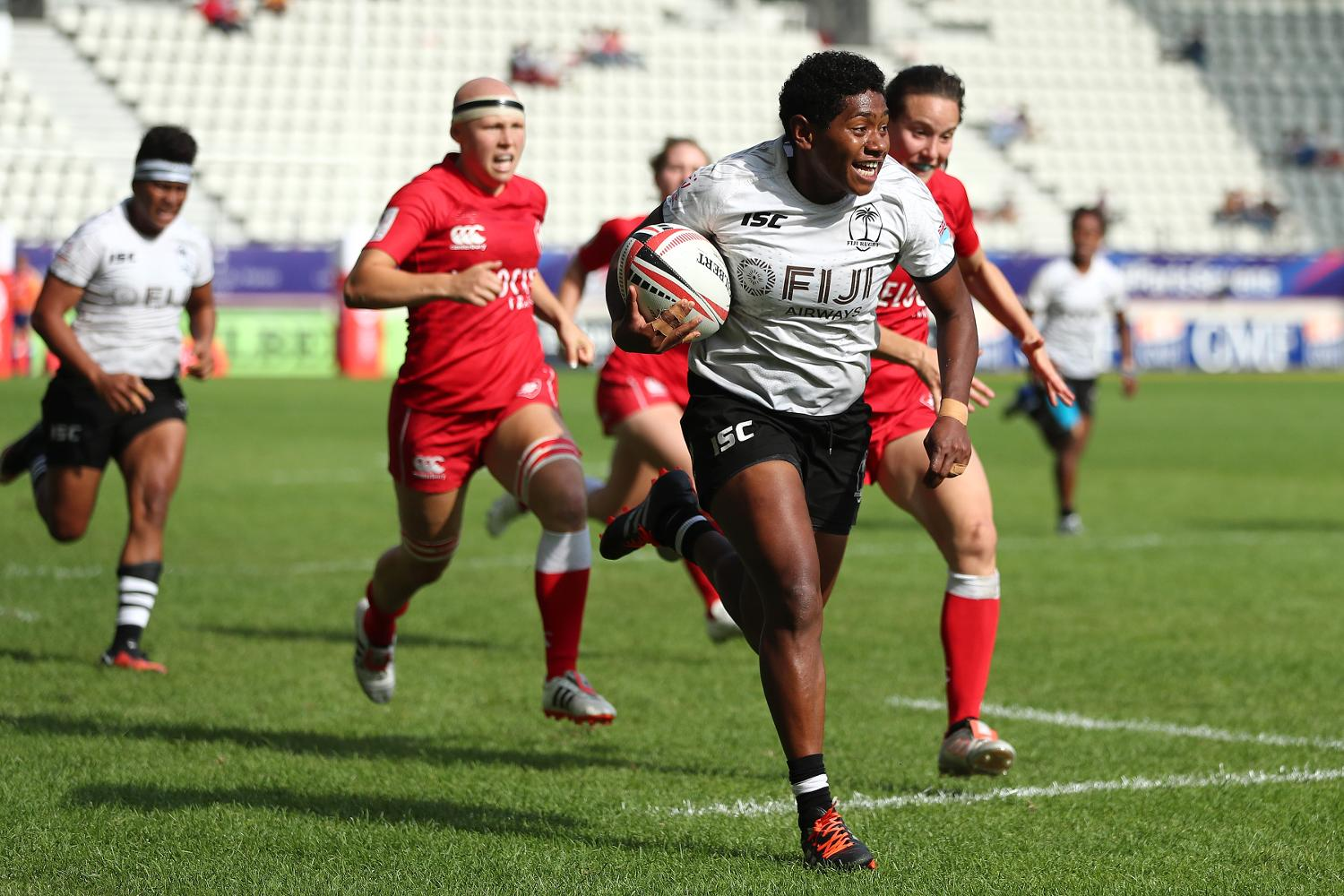 HSBC Paris Sevens 2018 - Women's Day One