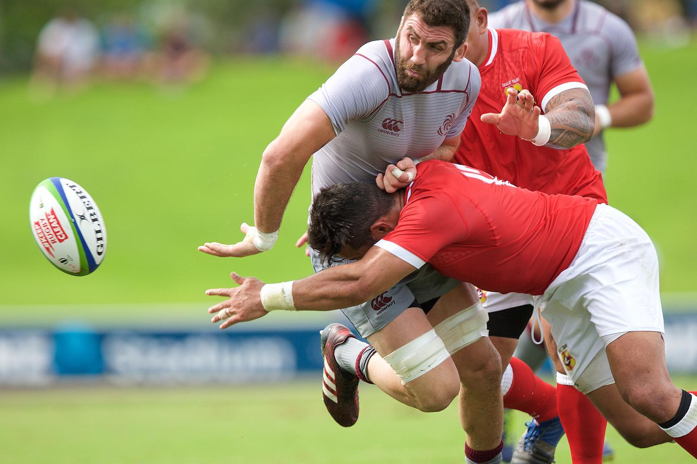 Pacific Nations Cup 2018 - Tonga vs Georgia