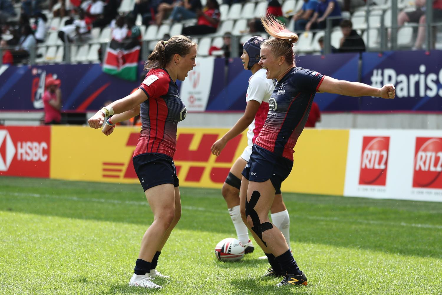 HSBC Paris Sevens 2018 - Women's Day Two