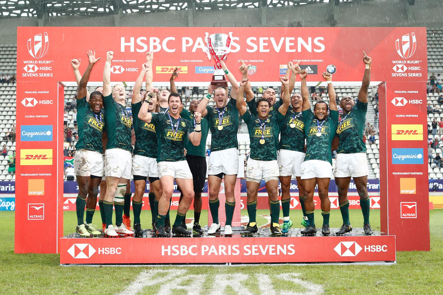 HSBC Paris Sevens 2018