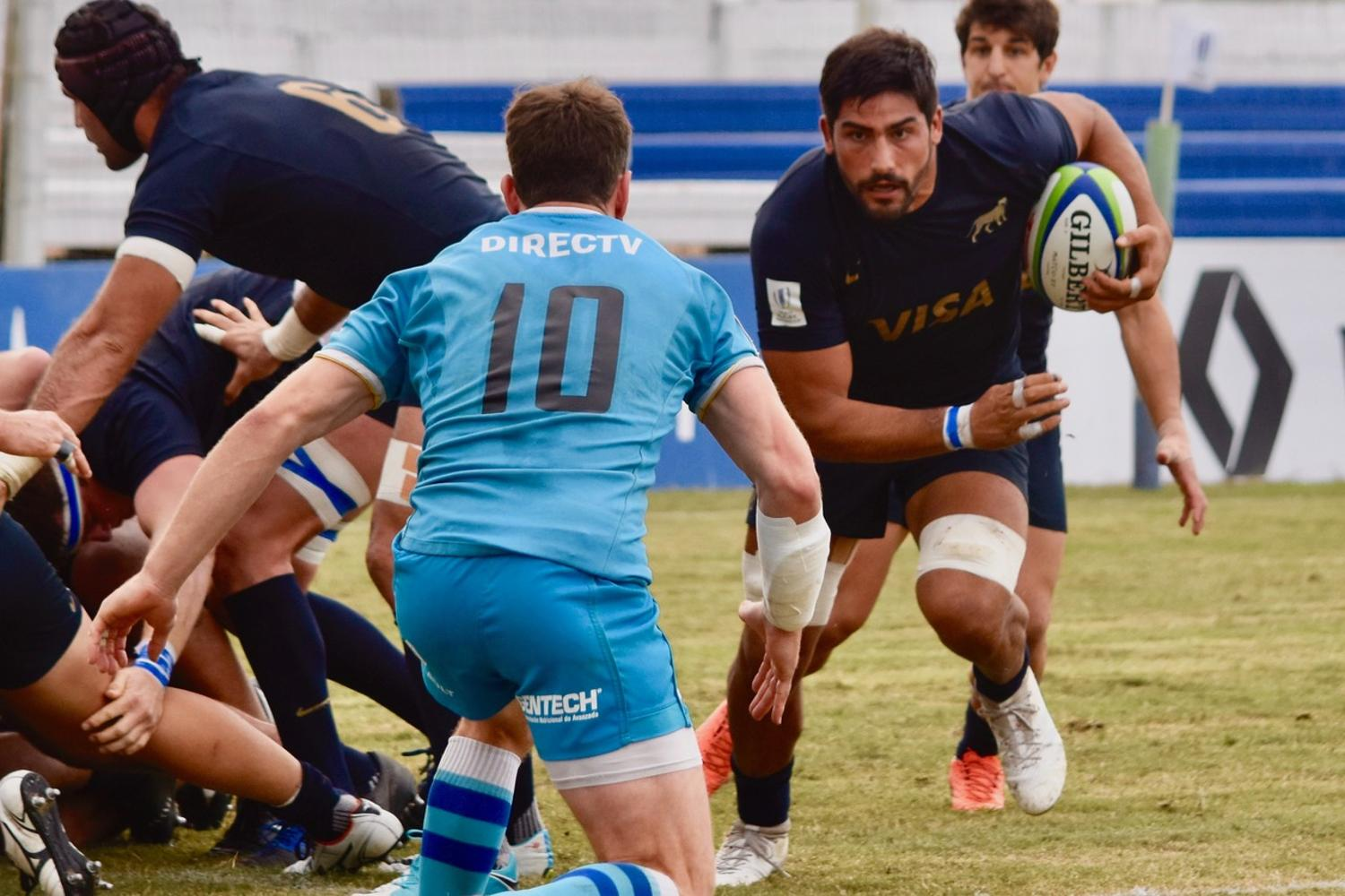 World Rugby Nations Cup 2018: Argentina XV v Uruguay