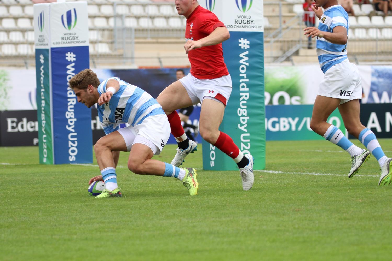 World Rugby U20 Championship: Wales v Argentina
