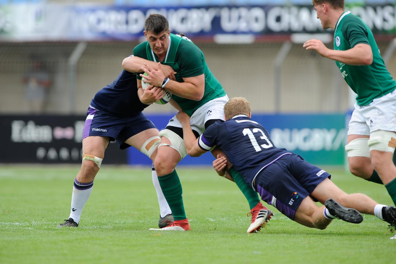 World Rugby U20 Championship 2018: Ireland v Scotland