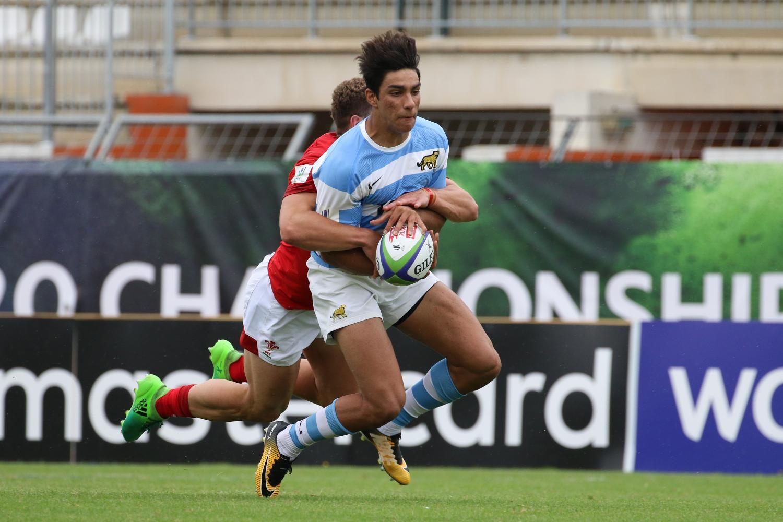 World Rugby U20 Championship 2018: Wales v Argentina
