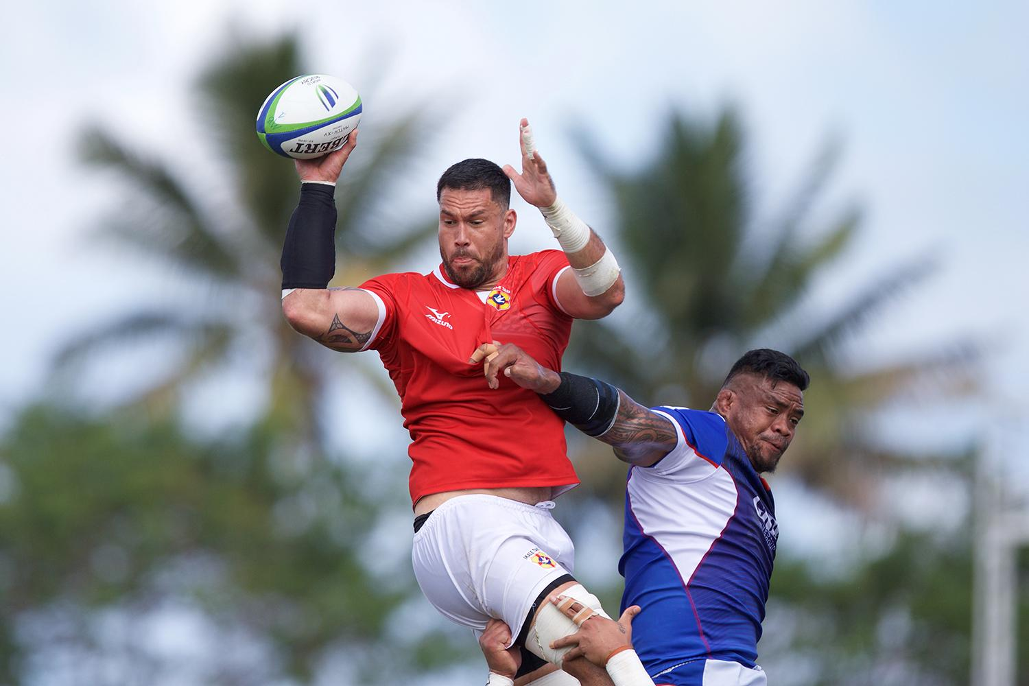 World Rugby Pacific Nations Cup 2018