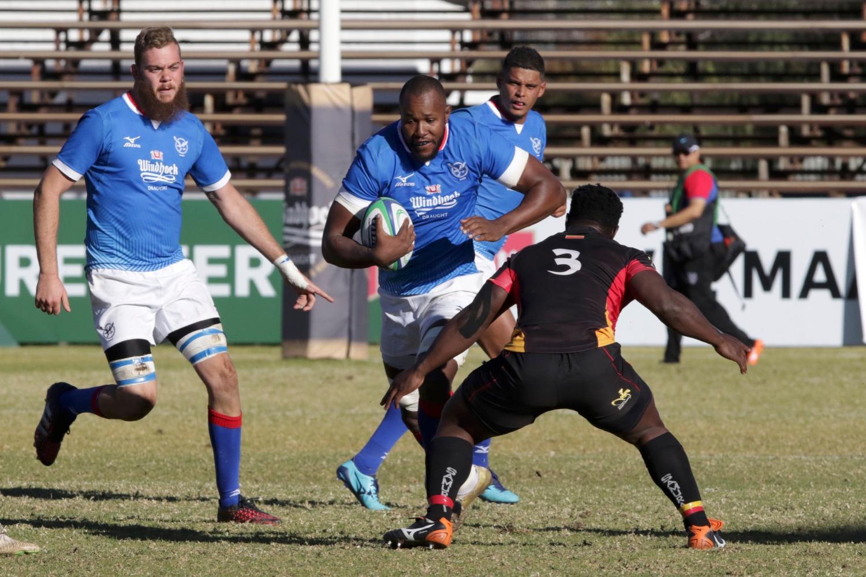 Rugby Africa Gold Cup 2018 - Namibia v Uganda
