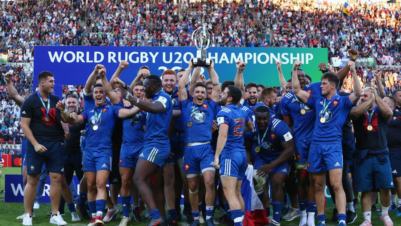 World Rugby U20 Championship: Best bits of match day five