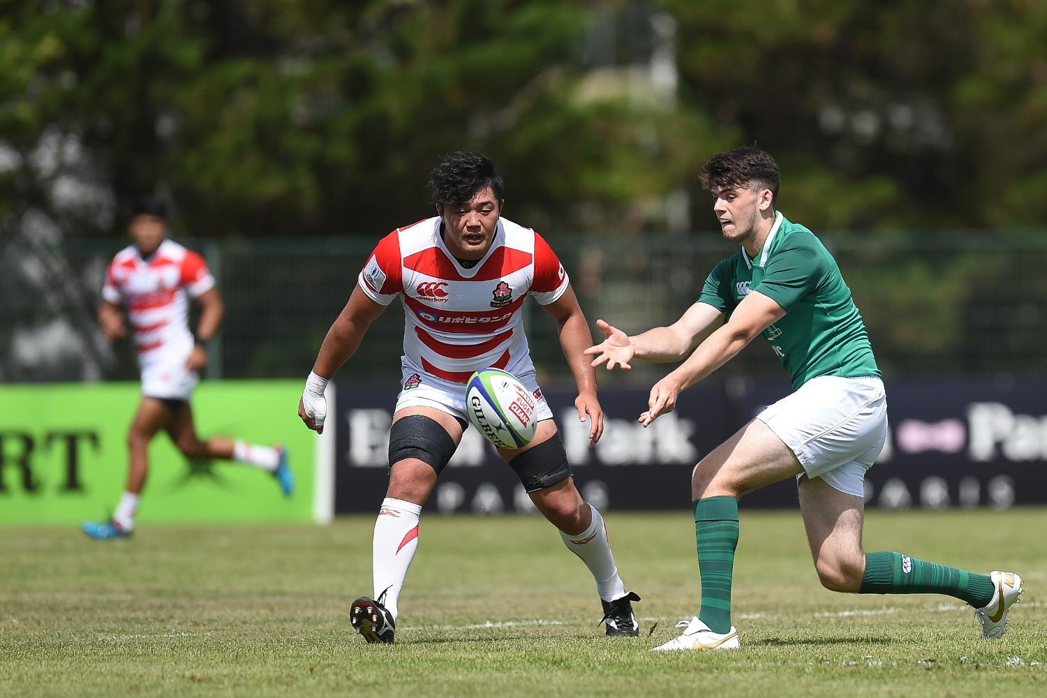 World Rugby U20 Championship 2018: 11th place play-off - Ireland v Japan