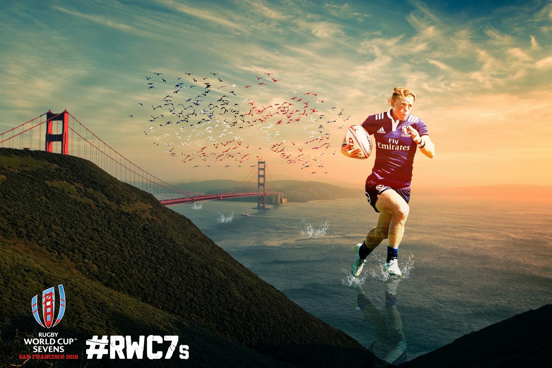 Rugby World Cup Sevens: Alev Kelter Image