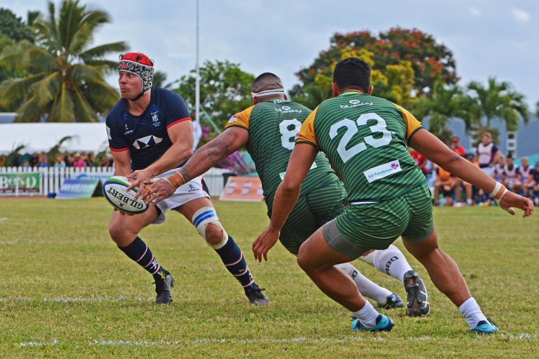 Cook Islands v Hong Kong - RWC 2019 qualifier