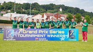 Rugby Europe Grand Prix Sevens Series: Marcoussis Sevens