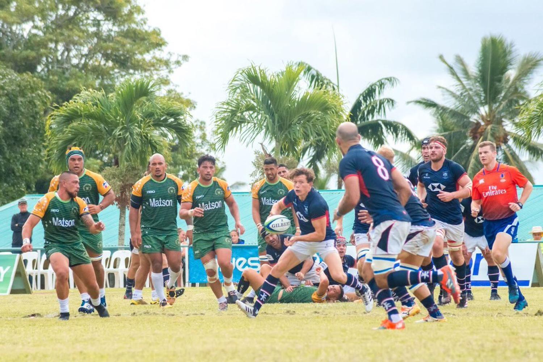 RWC 2019 Asia/Oceania play-off: Cook Islands v Hong Kong